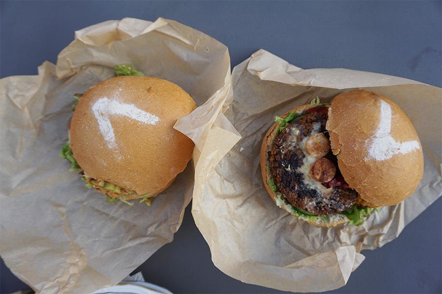 Vegan Burger Brothers Amsterdam bezorgen